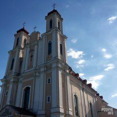 Костёл Святого Юрия в Ворнянах