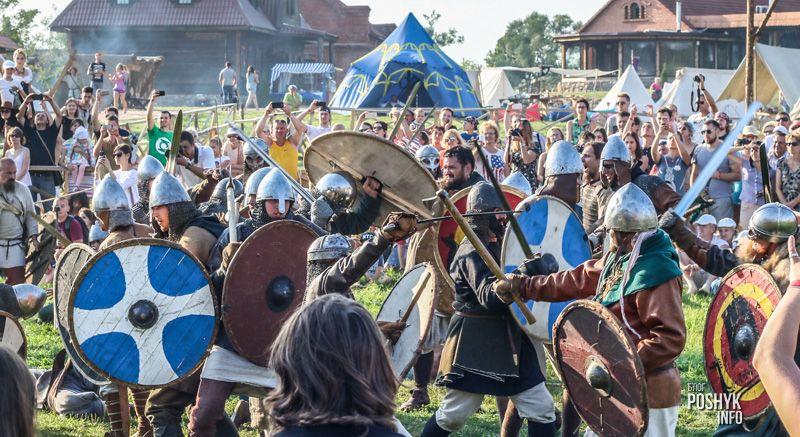 книги о викингах