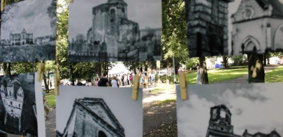 """В парке Горького прошел фестиваль """"Фотозона 2017"""""""