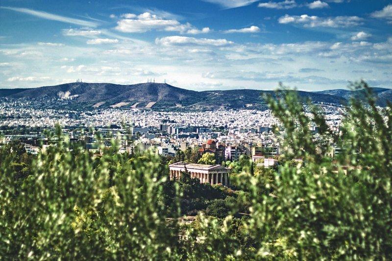 Греция лучшее путешествие