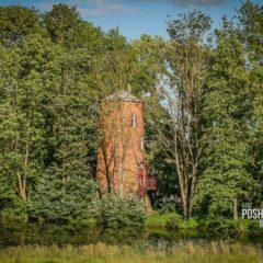 Сторожевая башня в Ворнянах
