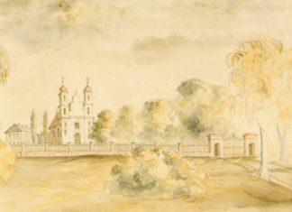 Костел Святого Юрия в Ворнянах