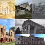 Заброшенные усадьбы в Беларуси. Часть 2.