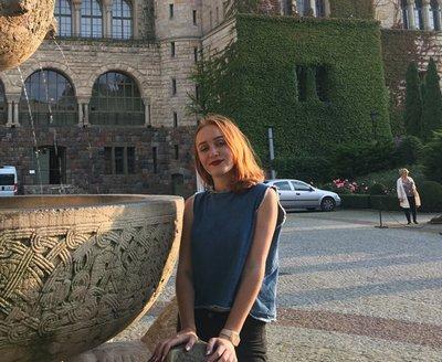 Диана Искрицкая, 17 лет, Минск, Беларусь