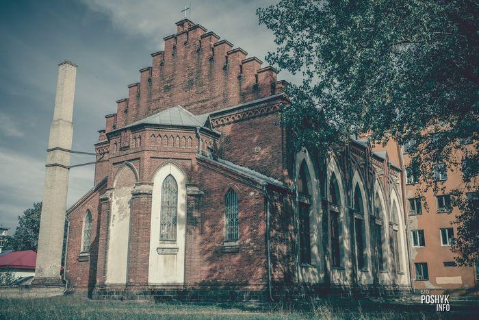 костел в Бобруйске