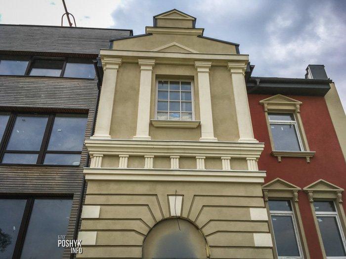 дом на запорожской