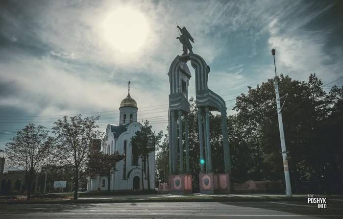 памятник в бобруйске