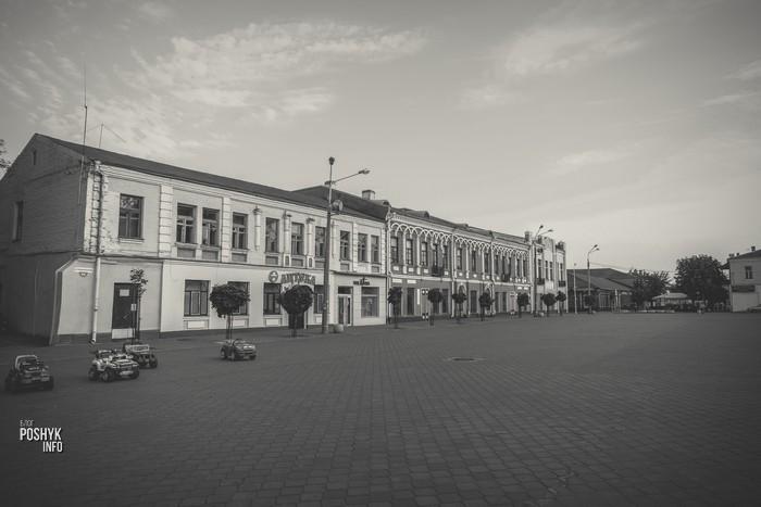 площадь в центре бобруйска