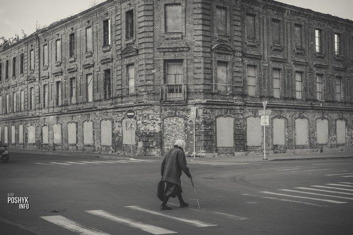 руины синагоги в бобруйске