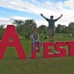 Летний open-air «A-fest»