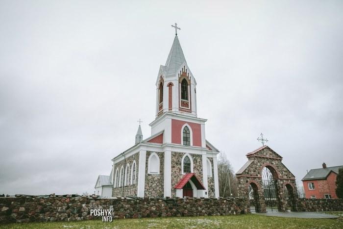 костел в белоруссии