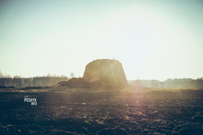 руины в Гайтюнишки