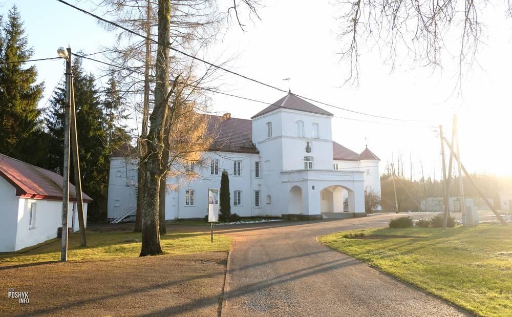 Дом крепость Нонхартов