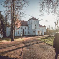 Дом-крепость Нонхартов в деревне Гайтюнишки
