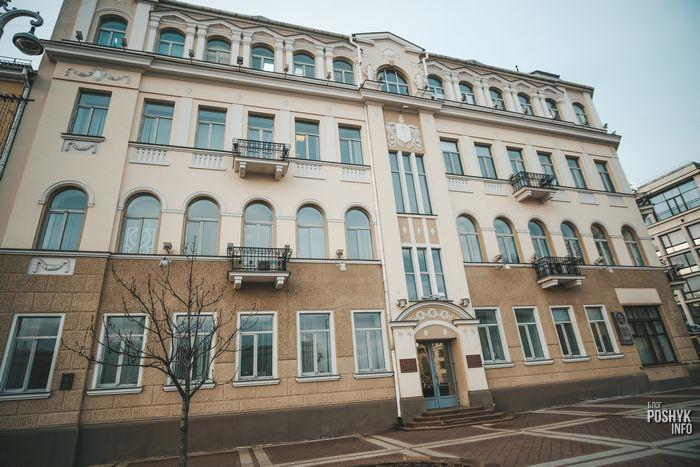 Доходный дом Костровицкой (ул. Советская, 19)