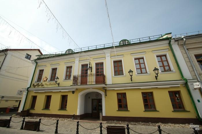 Гостиница Купеческая Революционная 28
