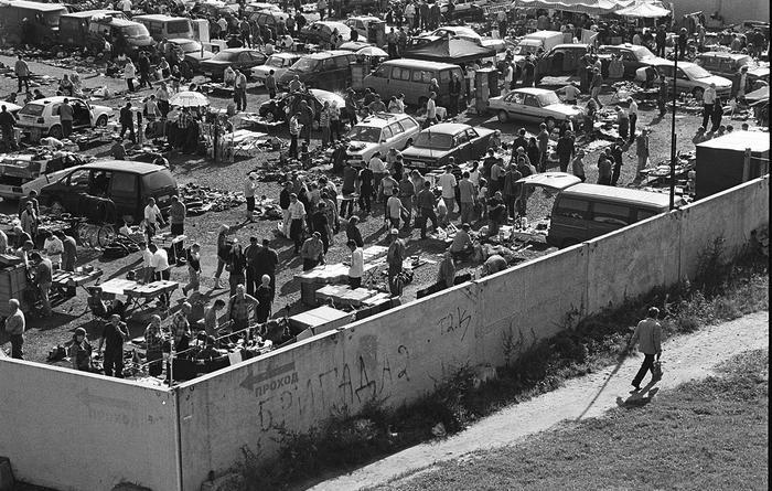 рынок ждановичи авто старое фото