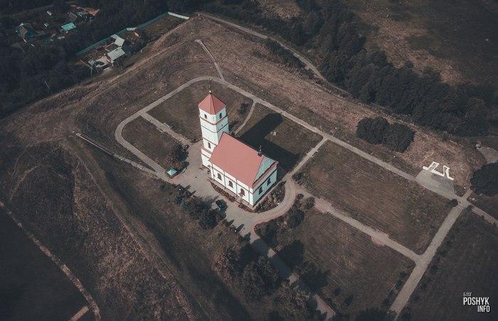 Костелы Беларуси Заславль