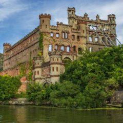 Замок, затерянный в Гудзоне