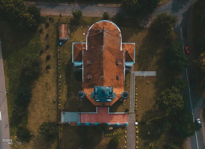 Костел заславский Беларусь