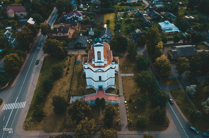 Заславский костел