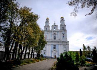 собор Рождества Богородицы в Глубоком