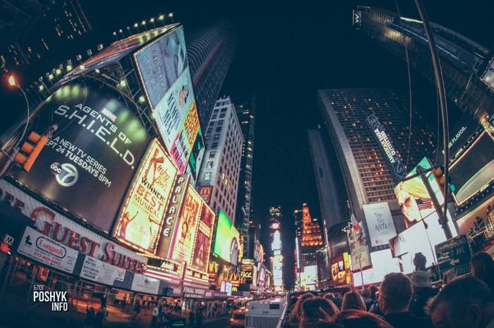 интересные факты о нью йорке