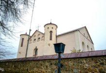 Костел Иоанна Крестителя Камаи