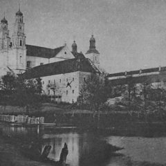 Монастырь кармелитов в Глубоком