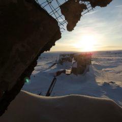 Заброшенный шахтёрский посёлок Хальмер-Ю