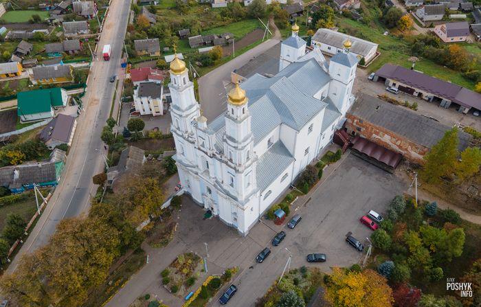 Собор в городе Глубокое
