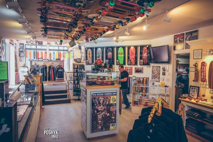 музей скейтборд в морро бей