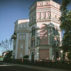 Водонапорные башни в Гродно (Кася и Бася)