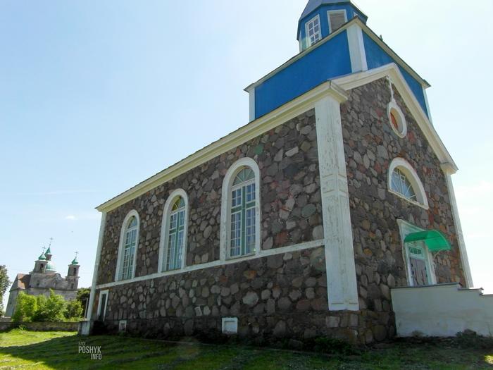 церковь богородицы беница
