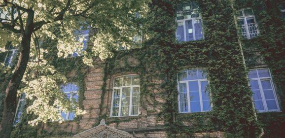 Здание бывшей Гродненской Мариинской женской гимназии