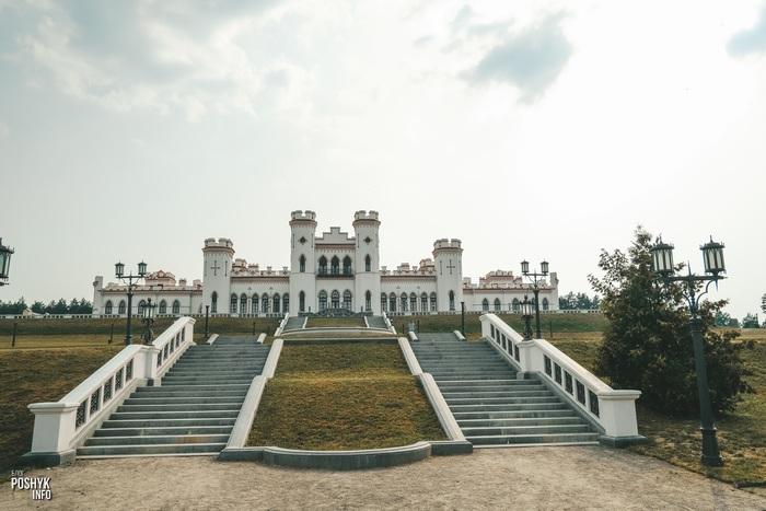 Когда построен дворец в Коссово