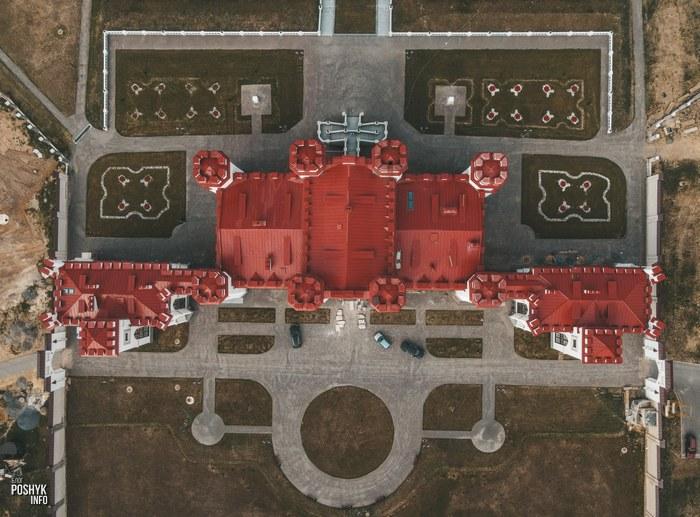 Дворцы и замки в Беларуси