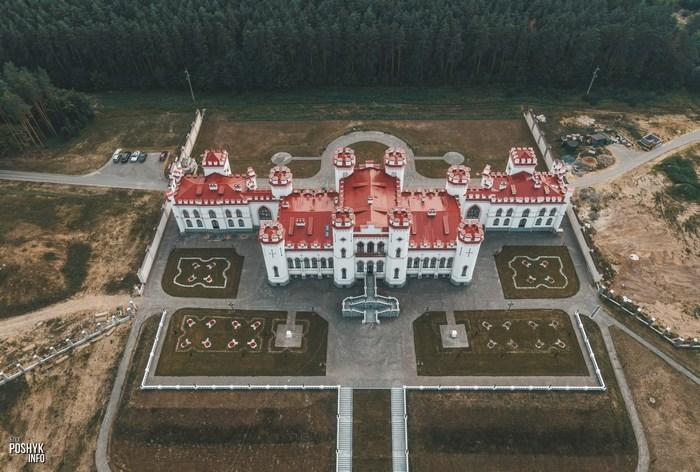 Коссовский дворец Беларусь