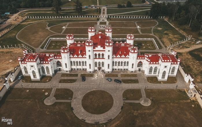 Уникальный коссовский дворец