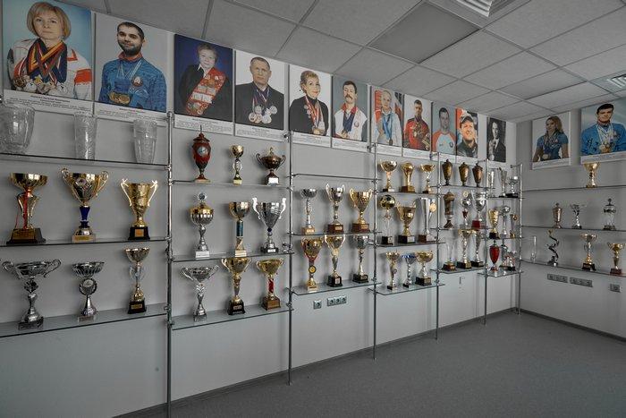 музей спортивной славы
