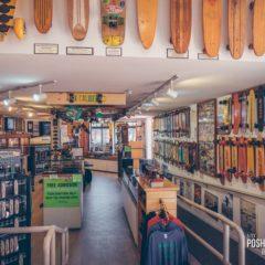 Самый большой скейтборд в мире и музей