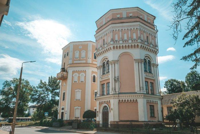 Водонапорные башни в Гродно