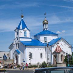 Свято-Воскресенская церковь – Ошмяны