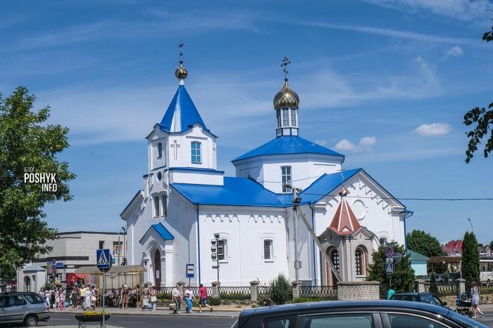 церковь ошмяны