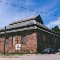 Ошмянская синагога