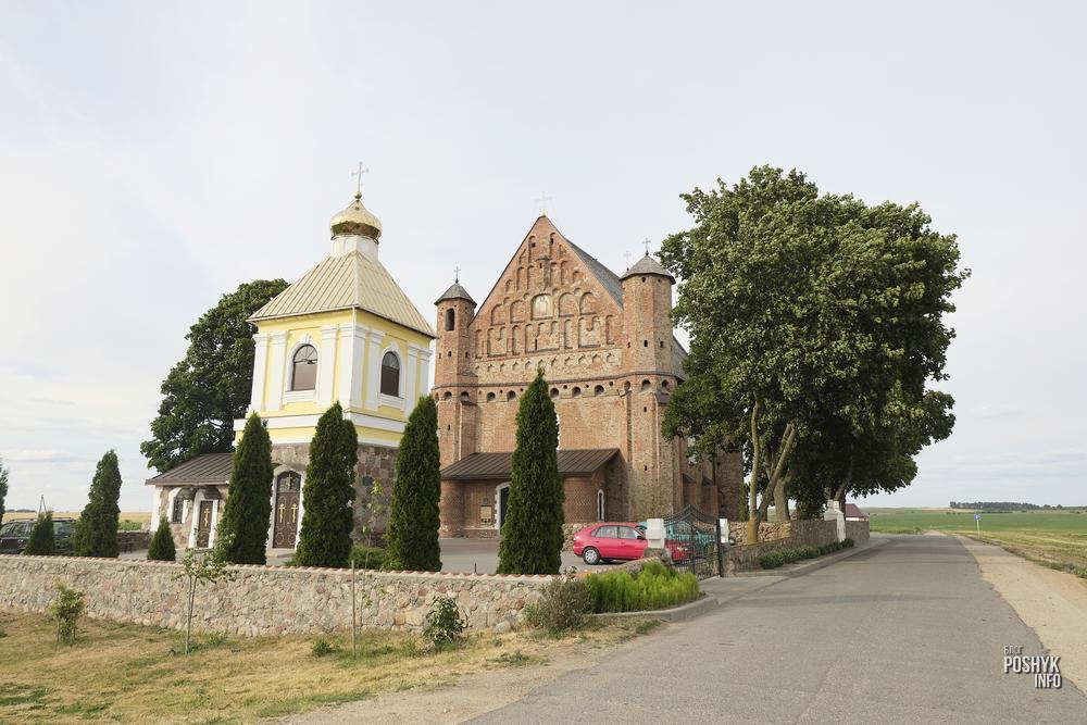 церковь сынковичи