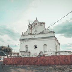 Главная синагога. Старейший молитвенный дом евреев