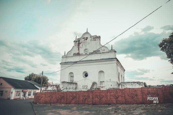 синагога в слониме