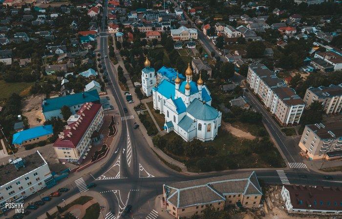 Слонимский собор Беларусь