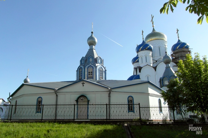 временный храм
